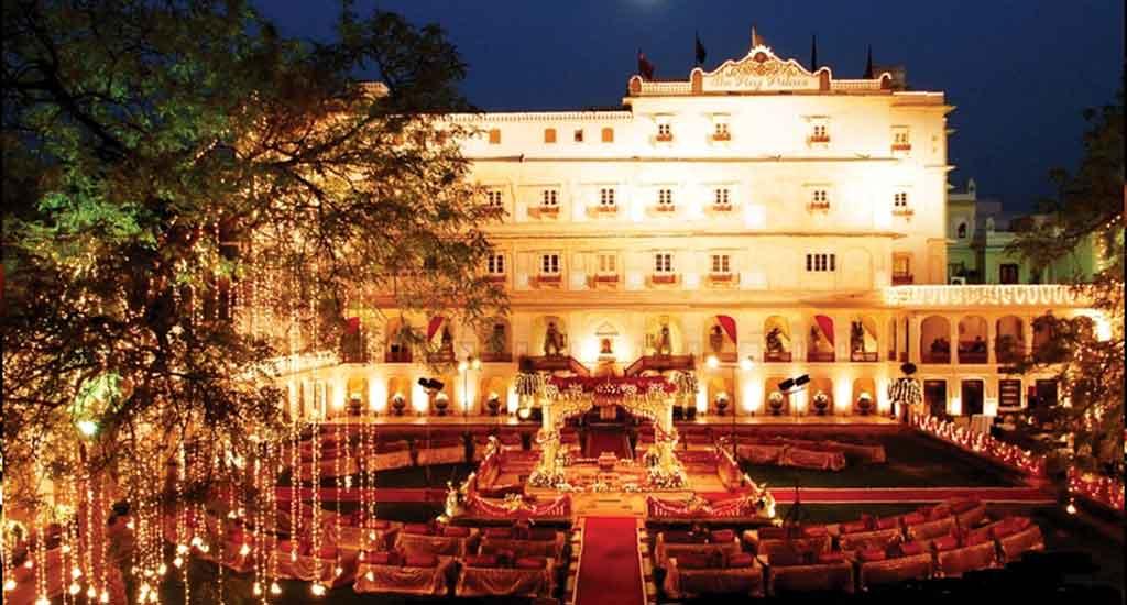 Udaipur Palace: Your Ultimate Wedding Destination · FWD Vivah