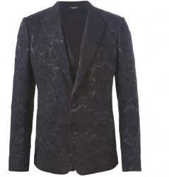 Dolce & Gabbana suit in three piece