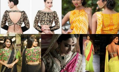 FWD Vivah How to decide on the perfect type of sleeves for your blouse main image