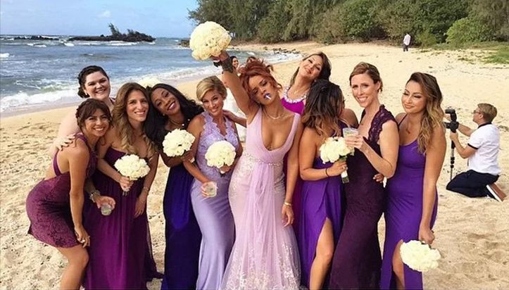 FWD Vivah 2 Celebrity Bridesmaids From Rihanna to Keira Knightley