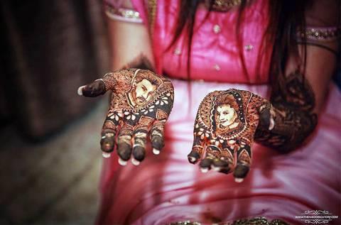 FWD Vivah 6 Mehendi designs for your wedding