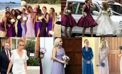 FWD Vivah Celebrity Bridesmaids From Rihanna to Keira Knightley