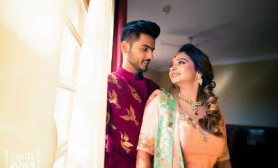 The Hindu-Muslim Wedding Story Of Junaid Shaikh And Garima Joshi