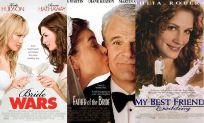 Top Ten Hollywood Wedding Movies