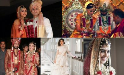 FWD Vivah main B Town Celebrities on their wedding day